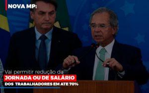 Nova Mp Vai Permitir Reducao De Jornada Ou De Salarios Contabilidade Em Belo Horizonte Mg | Contabilidade Km Blog - Contabilidade KM