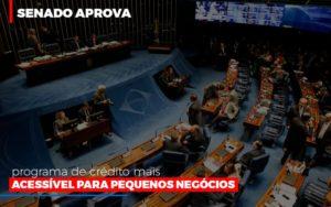 Senado Aprova Programa De Credito Mais Acessivel Para Pequenos Negocios - Contabilidade KM